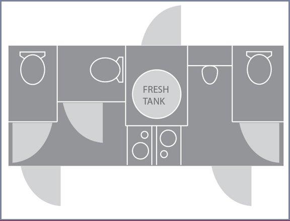 Floor Plan 6 X 14