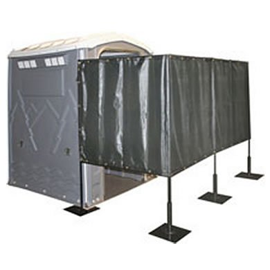 Urinal Unit with Screen
