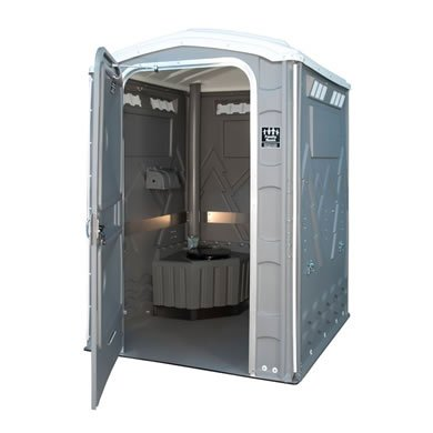 Family Portable Toilet Inside