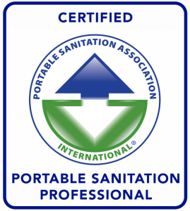 Certified Portable Sanitation Professional